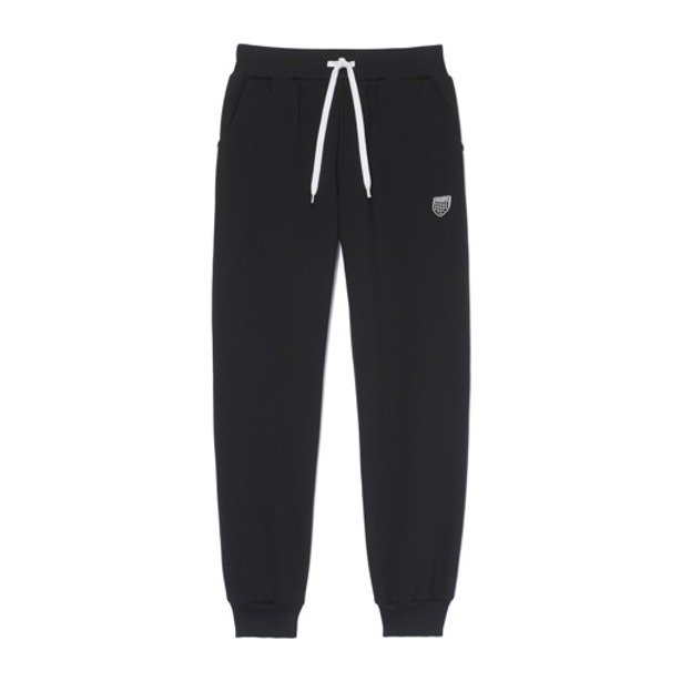 PROSTO SWEATPANTS WOMAN TAPE BLACK