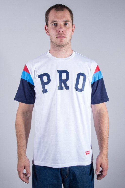 PROSTO T-SHIRT COLORS WHITE
