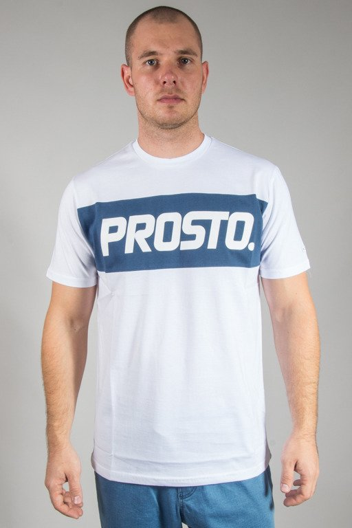 PROSTO T-SHIRT LAYER CAKE WHITE