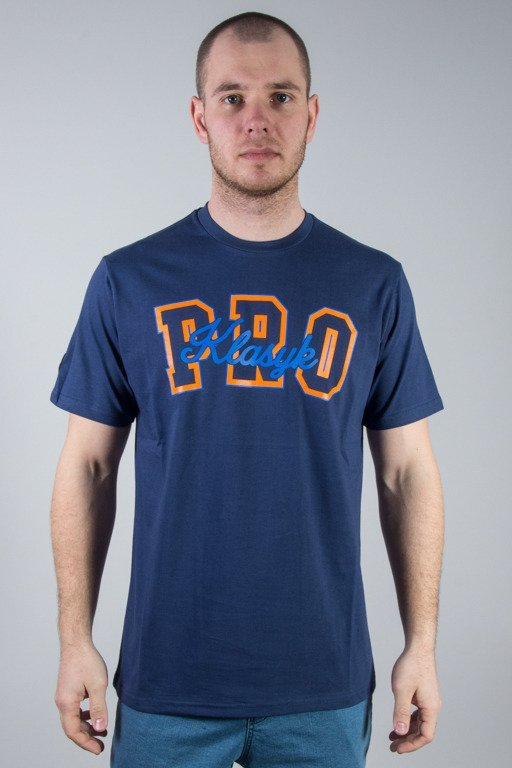 PROSTO T-SHIRT SUBSCRIBE NAVY