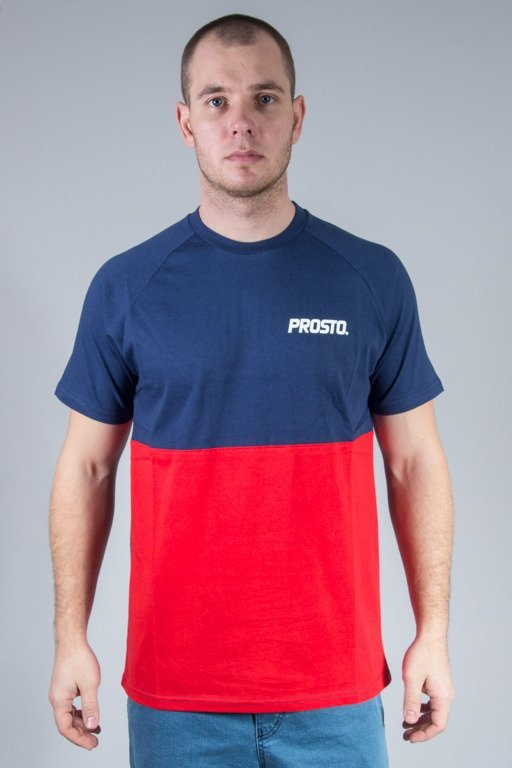 PROSTO T-SHIRT SWITCH NAVY