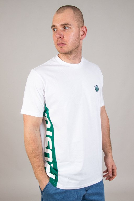 PROSTO T-SHIRT TAPER WHITE