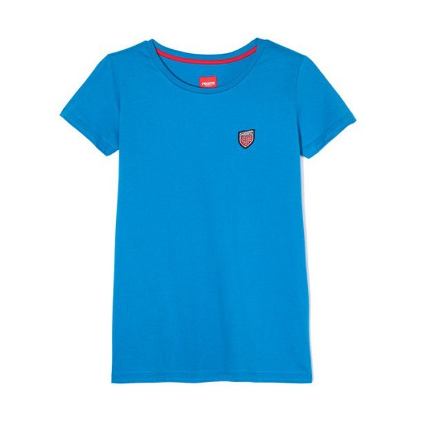 PROSTO T-SHIRT WOMAN DIVE BLUE