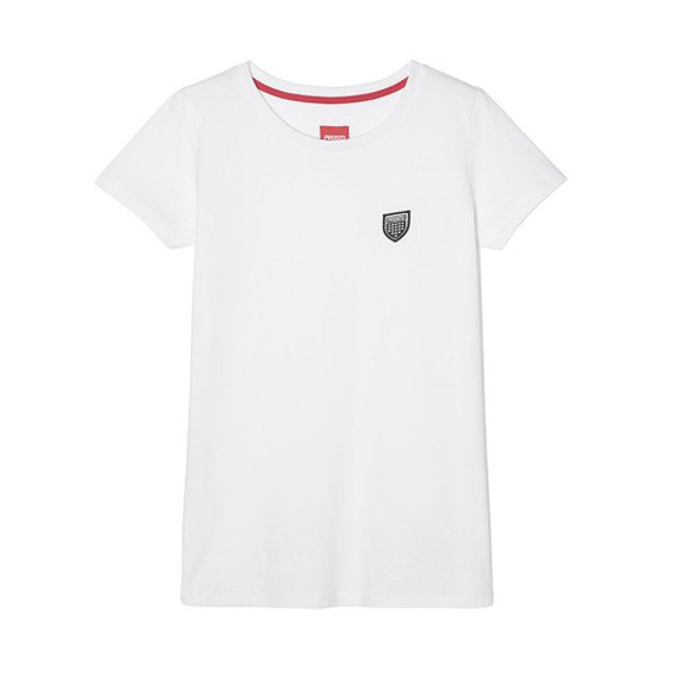 PROSTO T-SHIRT WOMAN DIVE WHITE