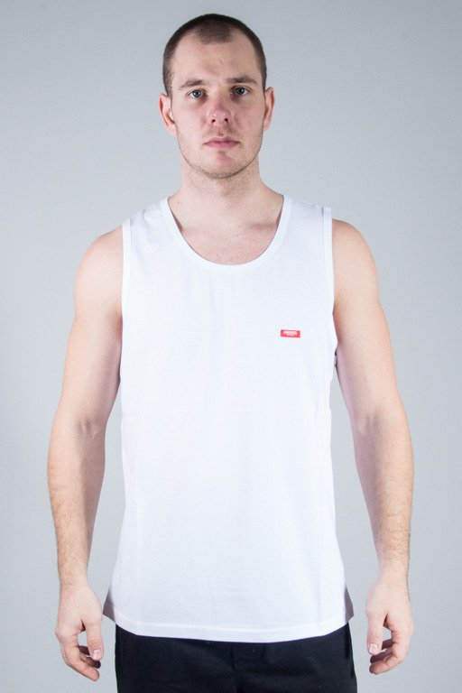 PROSTO TANK TOP BREEZE WHITE