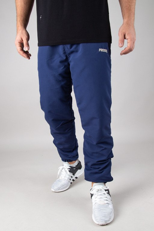 PROSTO TRACKPANTS EAST NAVY
