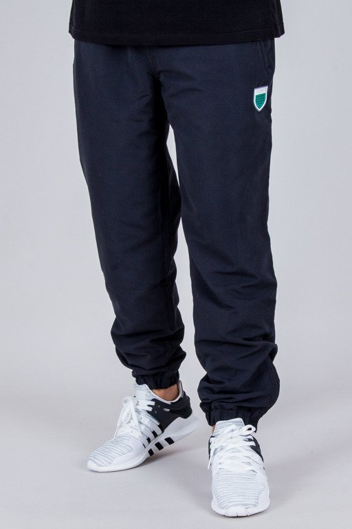 PROSTO TRACKSUIT PANTS HOCKNEY BLACK