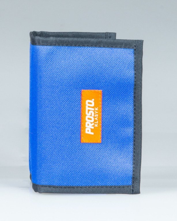 PROSTO WALLET CORE BLUE-ORANGE