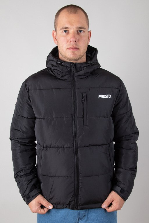 PROSTO WINTER JACKET ADAMENT BLACK