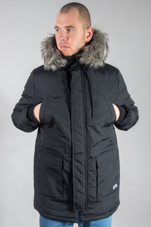 PROSTO WINTER JACKET ANTARCTICA BLACK