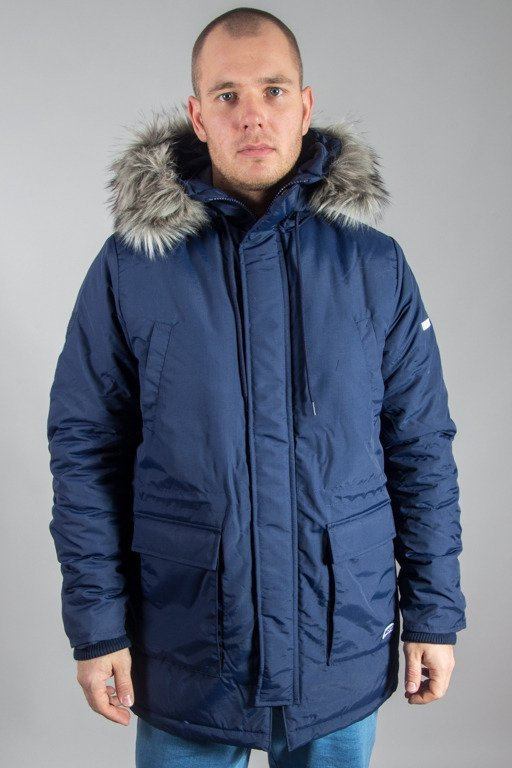 PROSTO WINTER JACKET ANTARCTICA NAVY