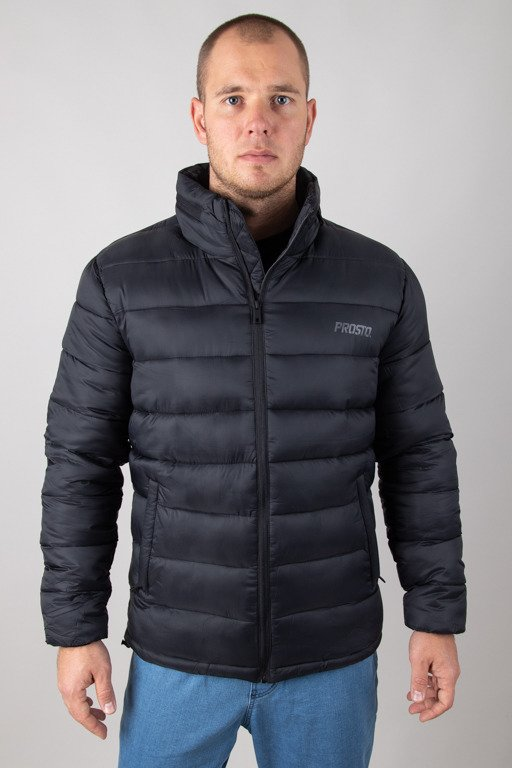 PROSTO WINTER JACKET LIGHT TONED BLACK