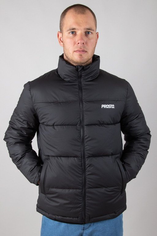 PROSTO WINTER JACKET PUFF BLACK