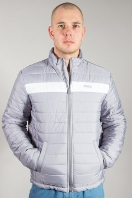 PROSTO WINTER JACKET WARM GREY