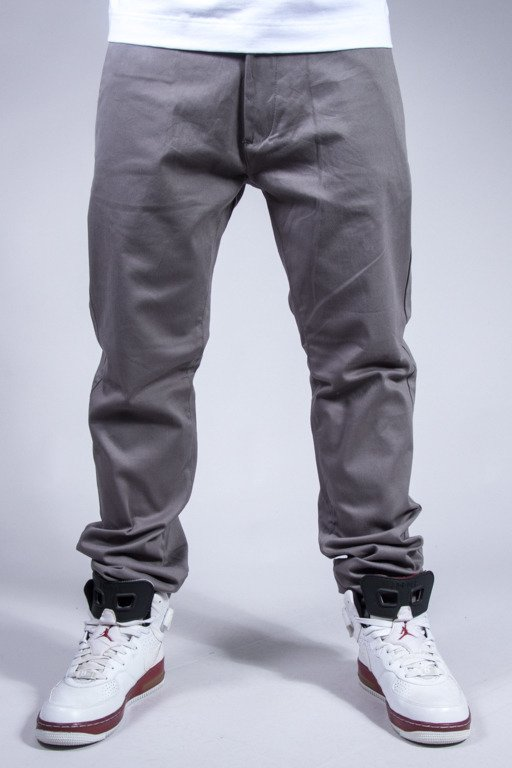 ROCAWEAR PANTS CHINO GREY