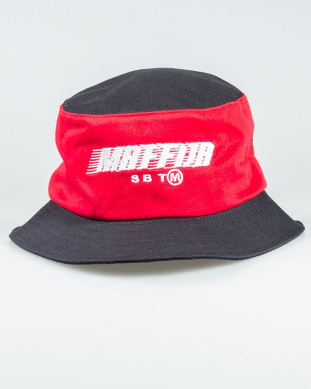 SB MAFFIJA BUCKET HAT SENDING RED