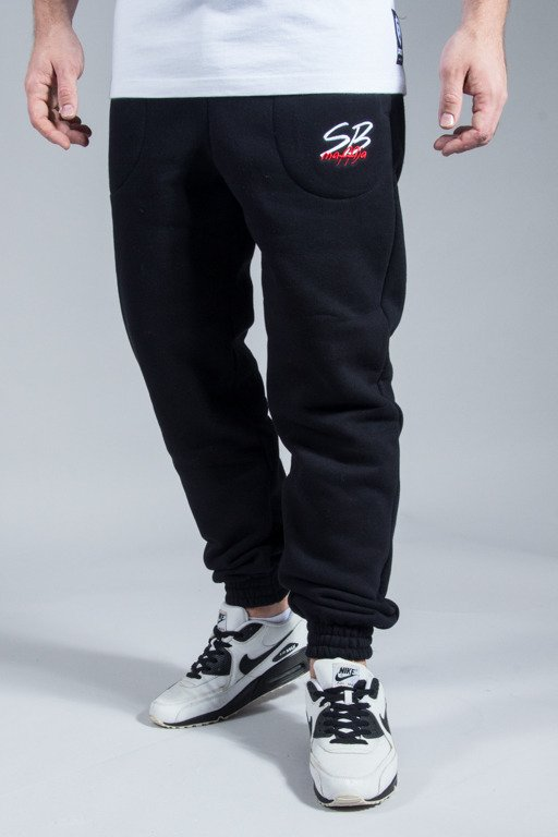SB MAFFIJA SWEATPANTS JOGGER BLACK