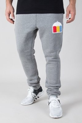 SB MAFFIJA SWEATPANTS ROOD-SCREEN GREY
