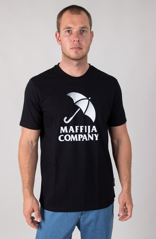 SB MAFFIJA T-SHIRT SHADOW BLACK