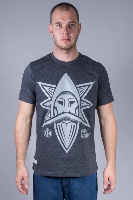 SLAVA REPUBLIC T-SHIRT PERUN GREY