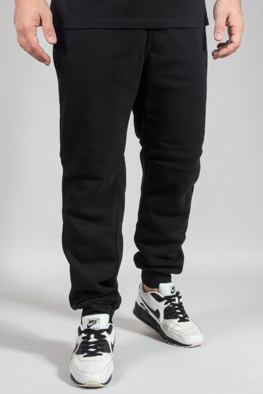 SOUTH POLE SWEATPANTS JOGGER CLASSIC BLACK