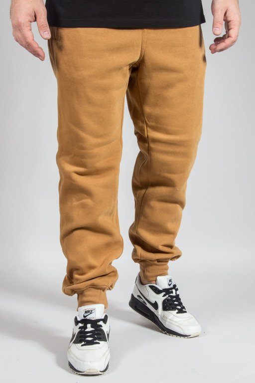 SOUTH POLE SWEATPANTS JOGGER CLASSIC HONEY