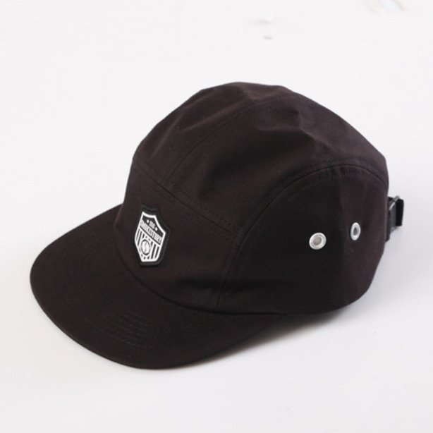 SSG CAP 5PANEL HERB BLACK