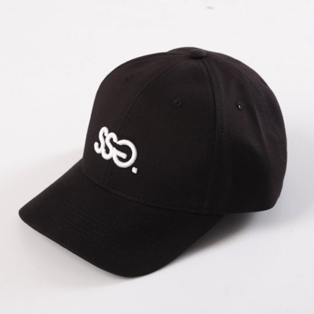 SSG CAP 6PANEL LITTLE CLASSIC BLACK