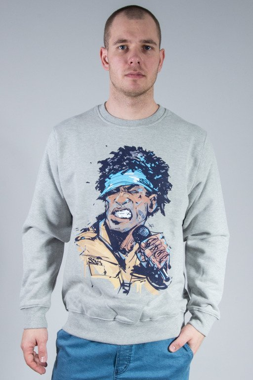 SSG CREWNECK ART MIKE MELANGE