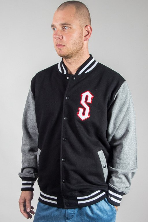 SSG CREWNECK BASEBALL S 08 BLACK