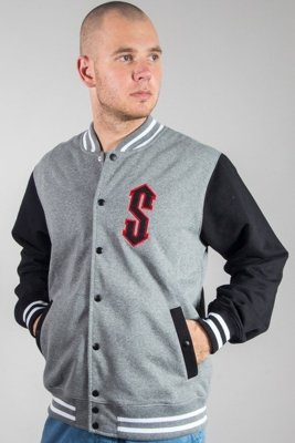 SSG CREWNECK BASEBALL S 08 GREY