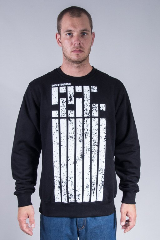 SSG CREWNECK BLOCK BLACK