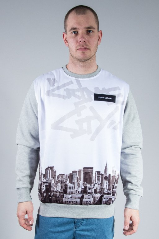 SSG CREWNECK CRIME CITY MELANGE
