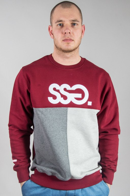 SSG CREWNECK CUT BOTTOM BRICK