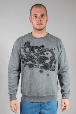 SSG CREWNECK DAMAGE SSG GREY