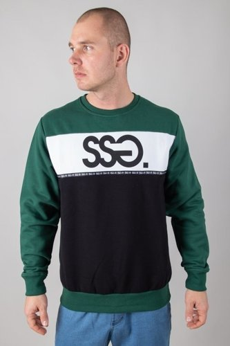 SSG CREWNECK LINE SSG GREEN-BLACK