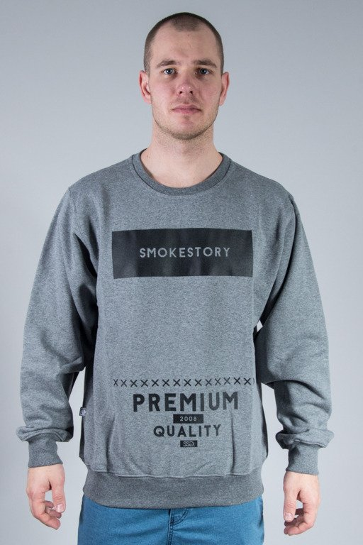 SSG CREWNECK RECTANGLE MELANGE