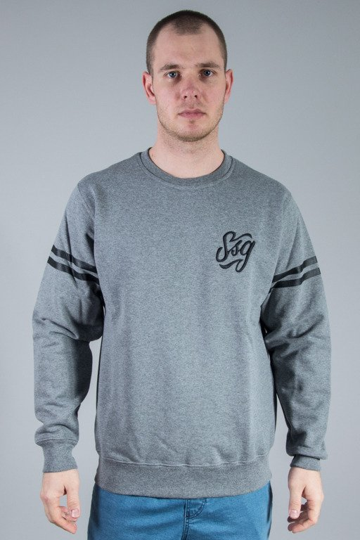 SSG CREWNECK SIMPLE GREY