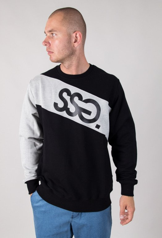 SSG CREWNECK SSG BELT BLACK