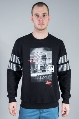 SSG CREWNECK SSG CITY BLACK
