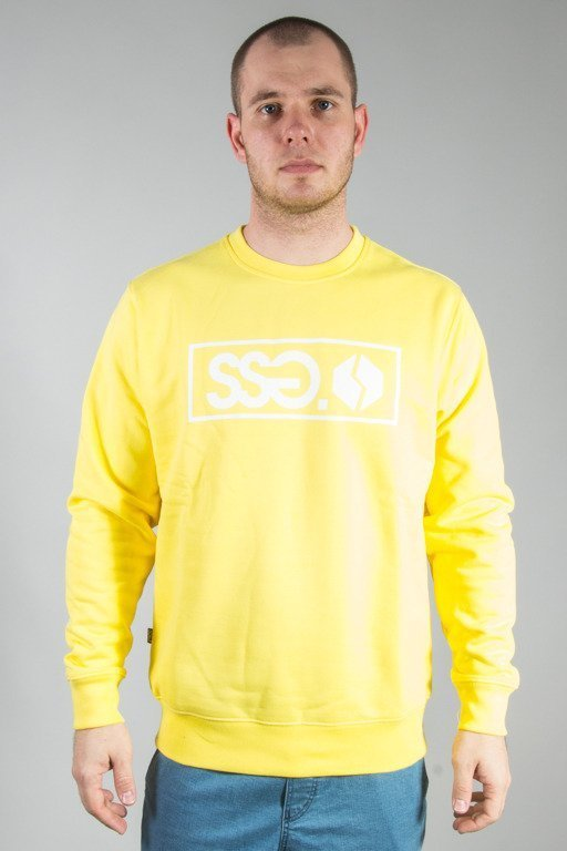 SSG CREWNECK STREET COLORS YELLOW