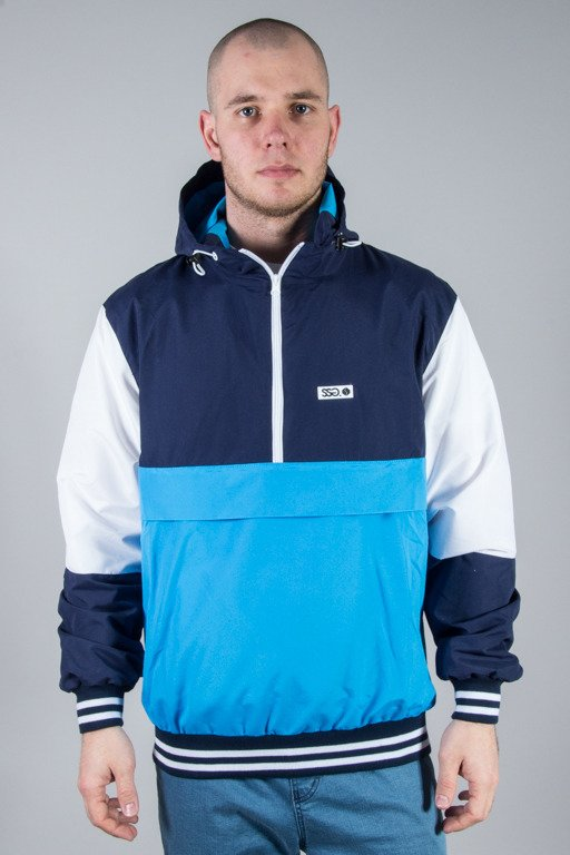 SSG HOODIE COLOR NAVY-BLUE