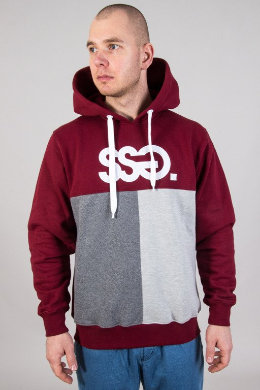 SSG HOODIE CUT BOTTOM BRICK