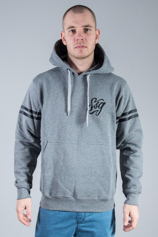 SSG HOODIE SIMPLE GREY