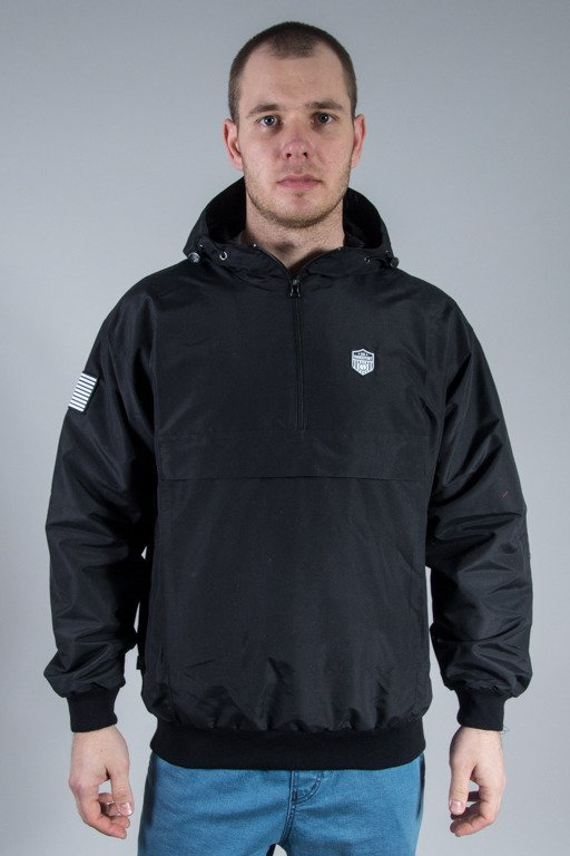 SSG JACKET KANGURKA FLAG BLACK
