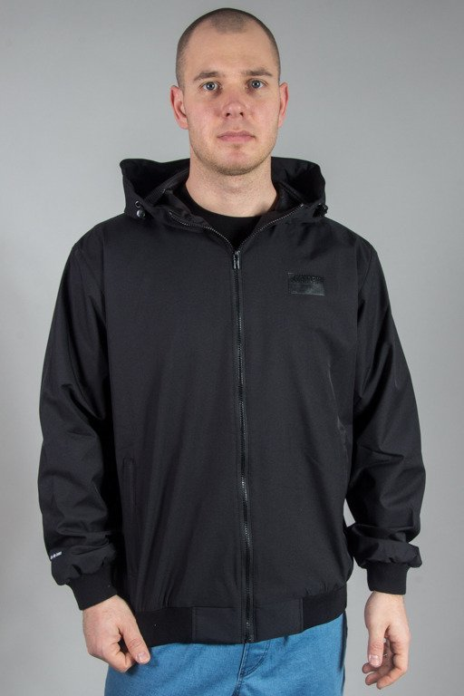 SSG JACKET ZIP SSG CREW BLACK