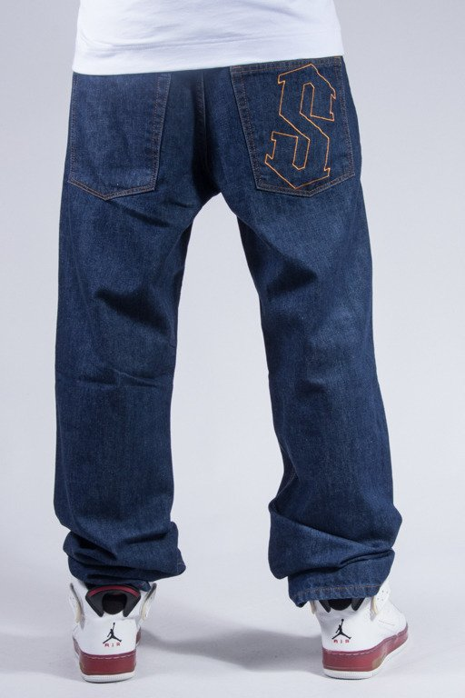 SSG JEANS REGULAR OUTLINE DARK