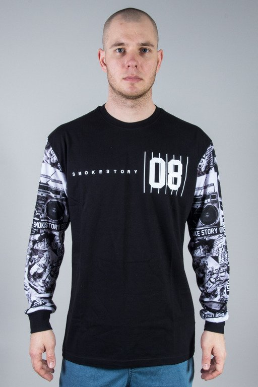 SSG LONGSLEEVE AUDIO SLEEVES BLACK