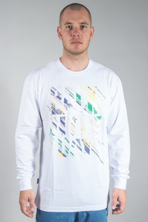 SSG LONGSLEEVE BACK IN THE DAY WHITE
