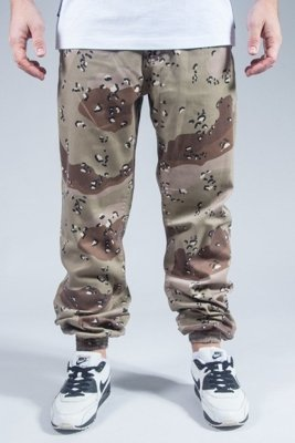 SSG PANTS CHINO JOGGER MORO NEW SAND